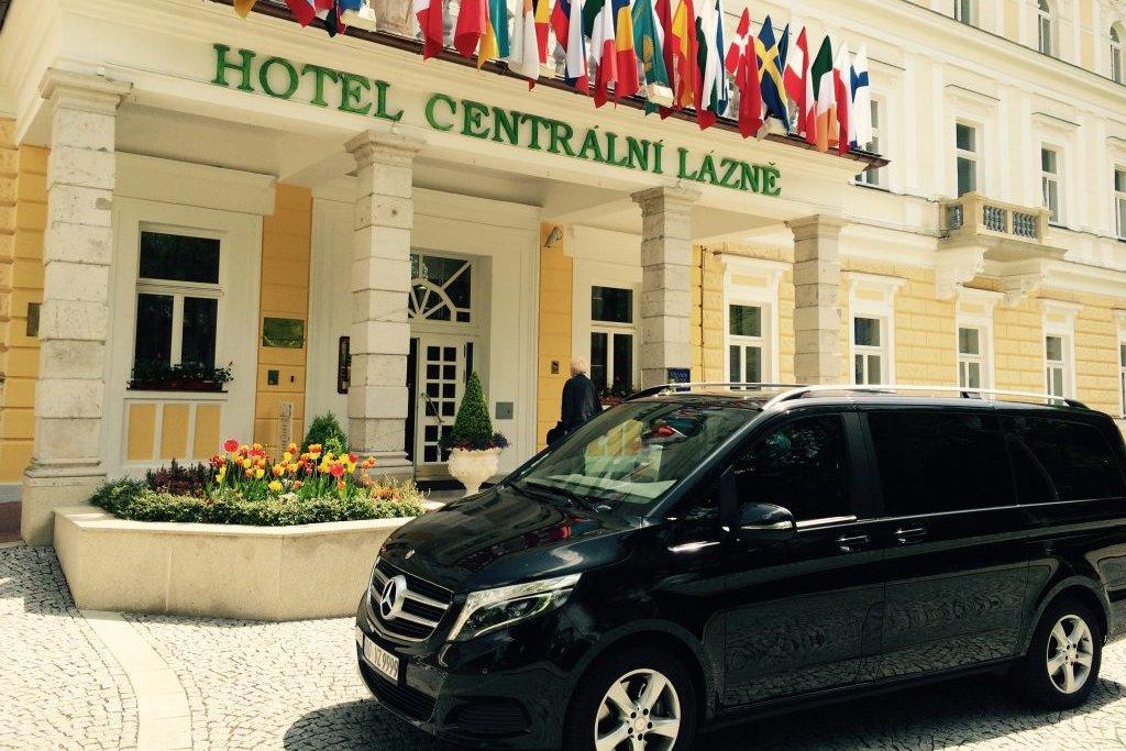 Hotel Zentralbad Marienbad